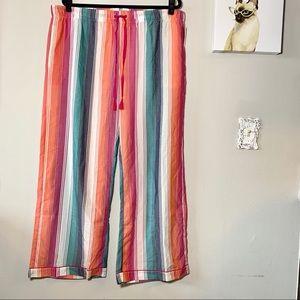 Gilligan & O'Malley Sleepwear Striped Pajama Pants